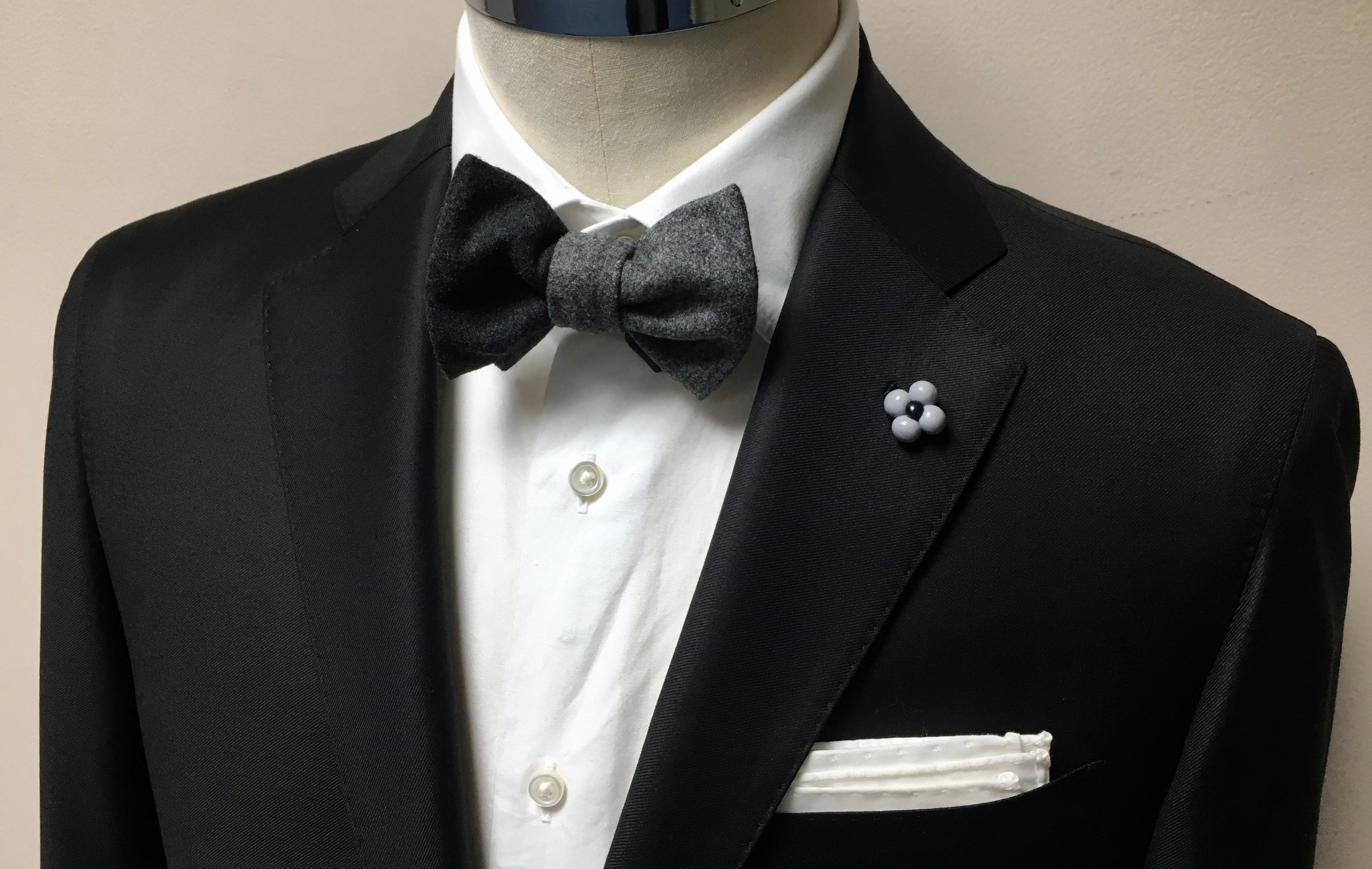 オーダースーツは伝統ある英国生地で。ドーメルが生んだエクセルとは