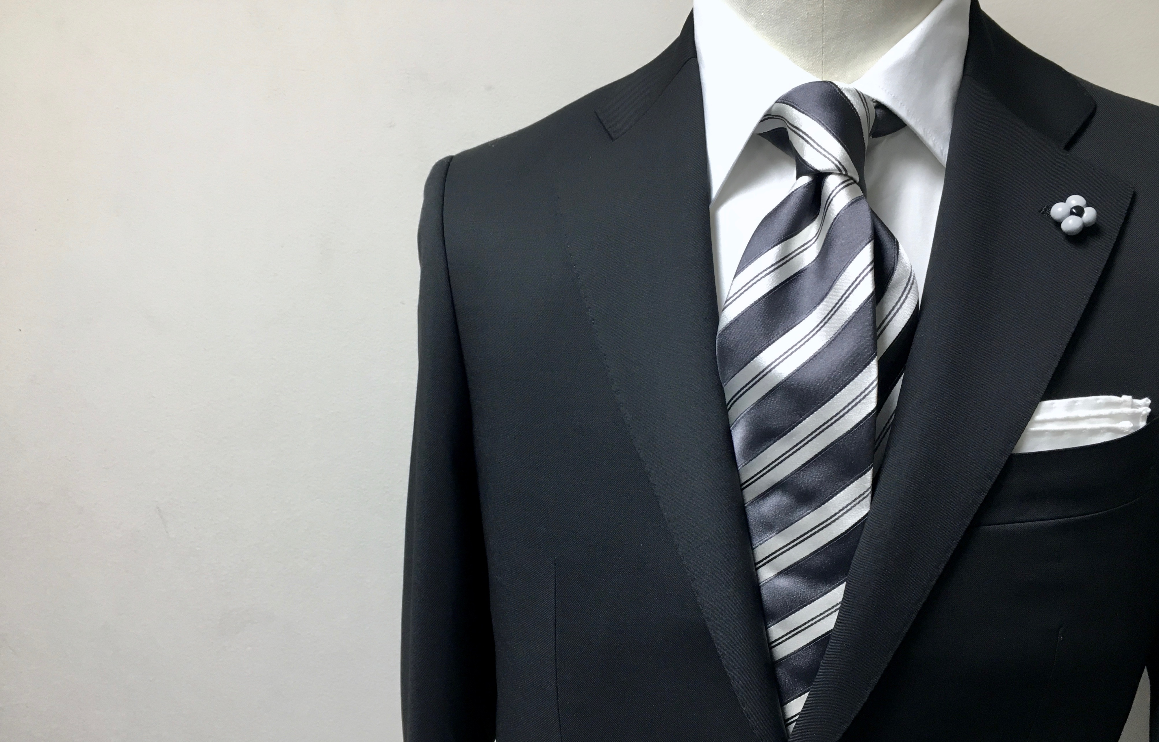 CENTOブラックスーツ☆CANONICO/カノニコ