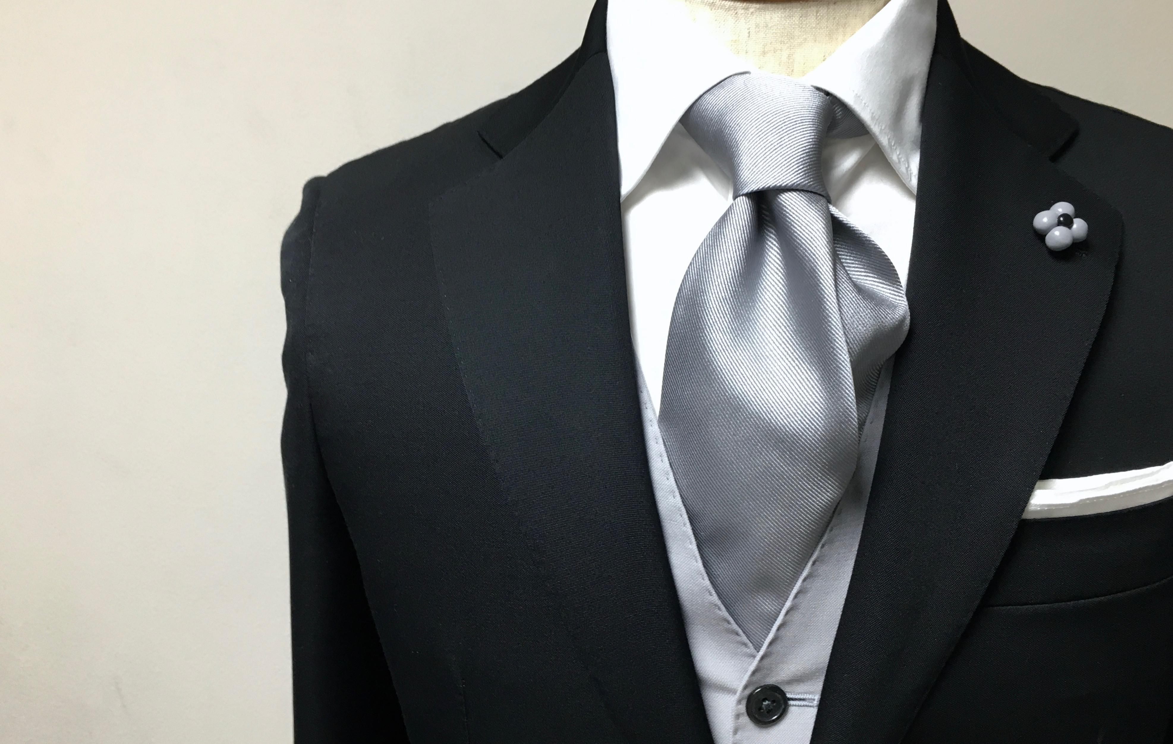 CENTOオーダースーツ☆極上の礼服×御幸毛織