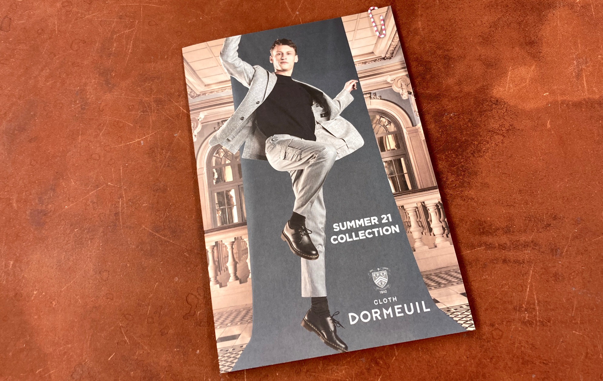 DORMEUIL/ドーメル☆SUMMER COLLECTION 2021